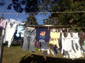 laundry, fall 2011
